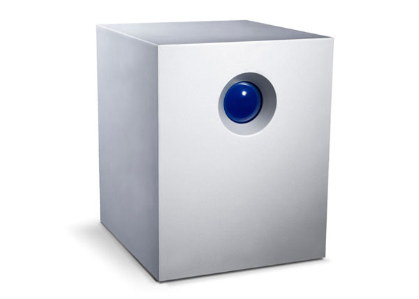 LaCie 5big Storage Server