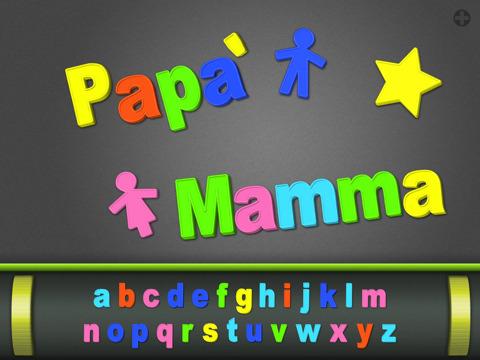 ABC Alfabeto Magnetico