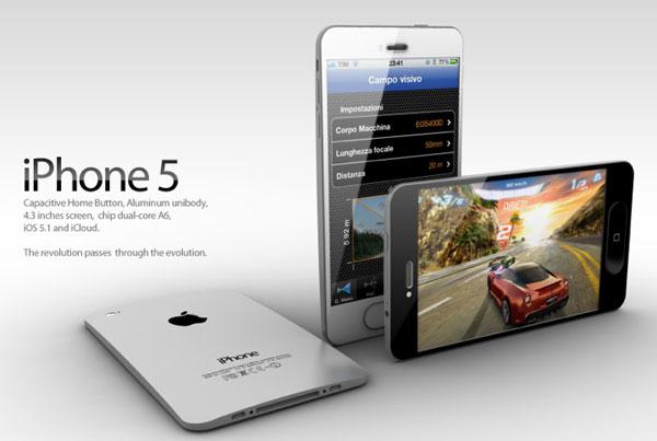ADR Studio - iPhone 5 concept