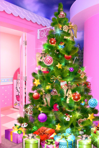 Sfondi Natalizi Iohone 6.Crea L Albero Di Natale Perfetto Con L App Albero Di Natale Per
