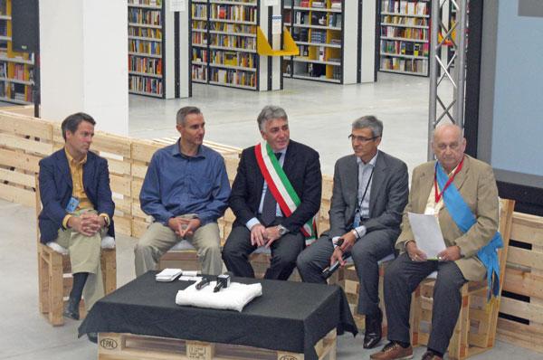 Amazon primo Centro Logistico Italia