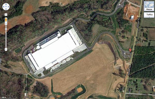 Apple Data Center North Carolina