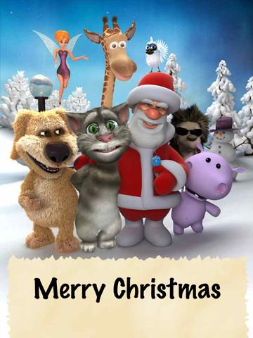Babbo Natale Parlante