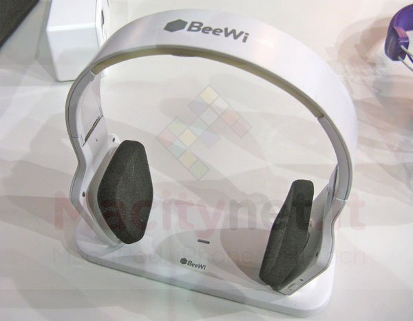 BeeWi BBH-300 cuffie Bluetooth e NFC