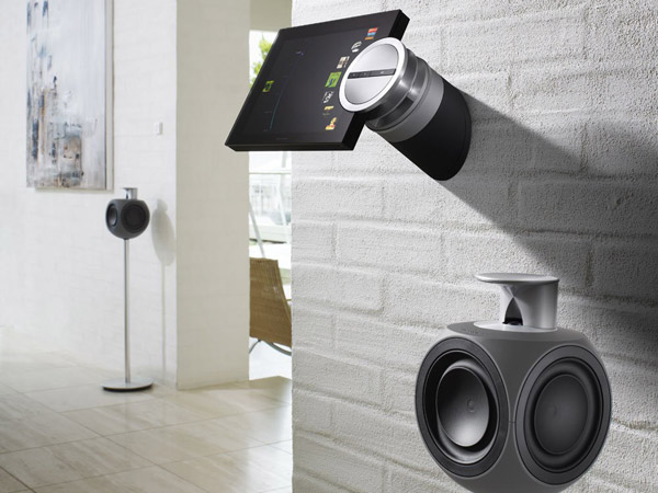 Beosound 5 encore sistema audio integrato per tutta la - Impianto audio casa incasso ...