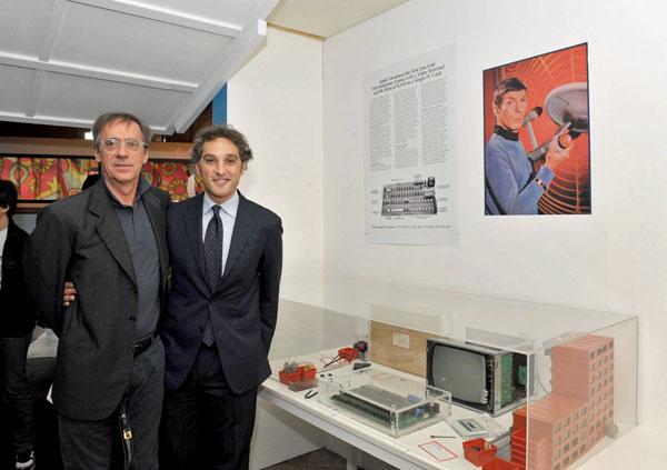 Marco Boglione e Michele Coppola