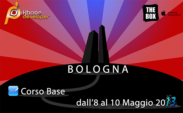 iPhoneDeveloper Corso Base Bologna