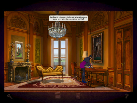 Broken Sword: Director's Cut HD iPad
