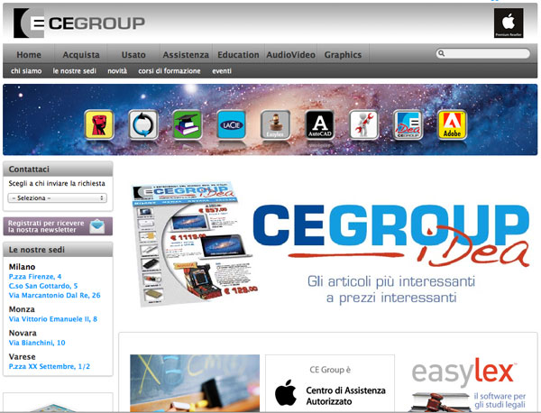 CE Group novembre 2011