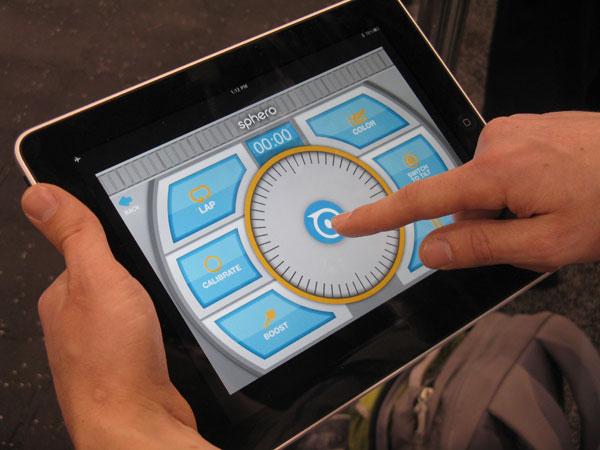 Sphero CES 2011 Macitynet