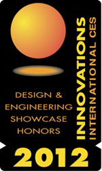 CES Innovation Award - iNature