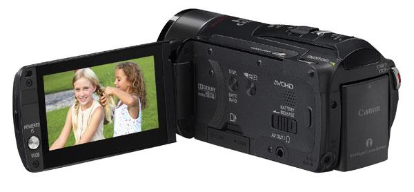 Canon LEGRIA HF-M