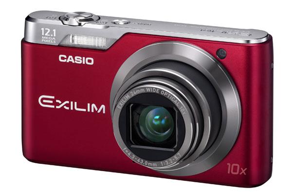 Casio Exilim EX-H5