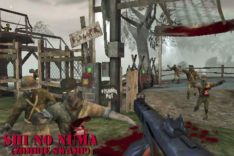 Call of Duty World at War: Zombies II