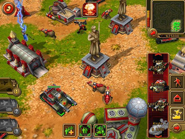Command & Conquer ipad