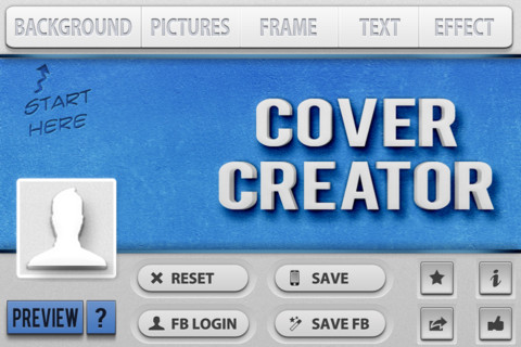 Cover Creator for Facebook