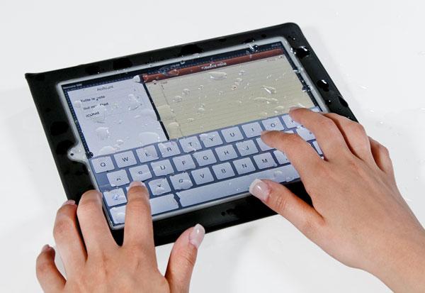 DrySuit per iPad di VaVeliero