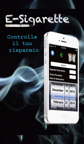 Esigarette per iPhone