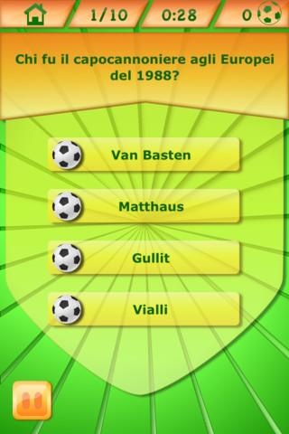 Football Quiz Pro - Euro 2012 -  Coppa America