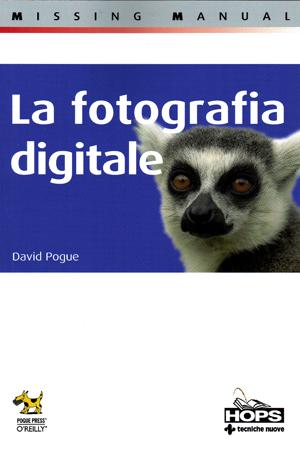 Copertina la fotografia digitale