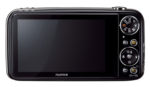 Fujifilm FinePix 3D 3W