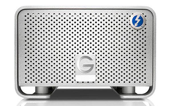 G-RAID Thunderbolt di G-Technology