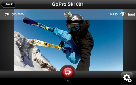 GoPro App per iPhone iPad e iPod touch