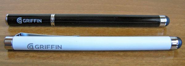 Griffin Stylus e Griffin Stylus+Pen