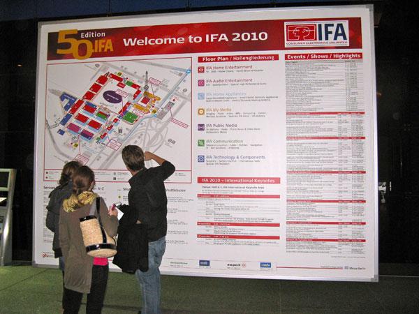 IFA Berlno 2010