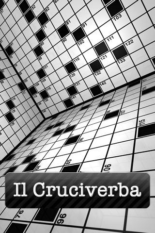 Il Cruciverba