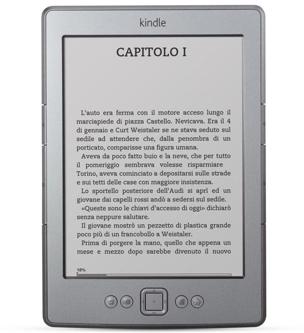 Kindle italiano