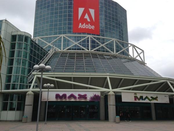Adobe Max Los Angeles Convention Center