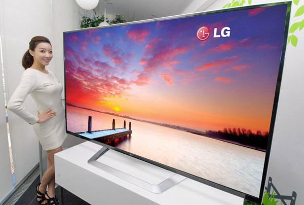 LG ultra TV da 84