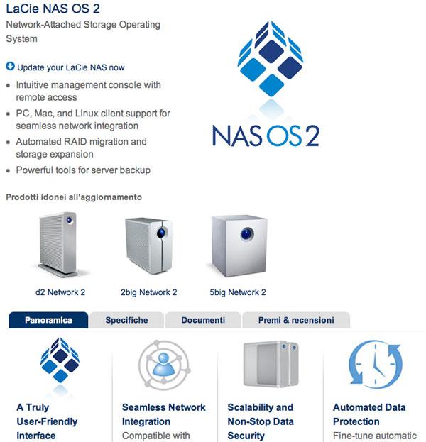 NAS Network 2 OS 2