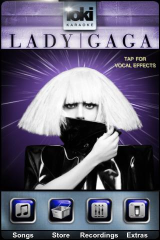 Lady Gaga iOKi