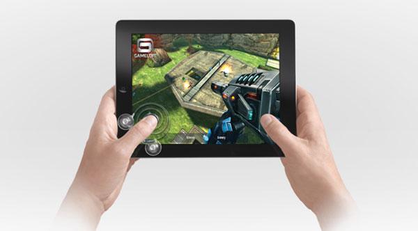 Logitech Joystick per iPad