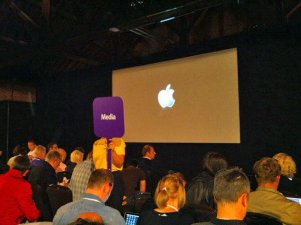 londra Apple 18,30