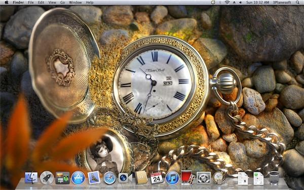The Lost Watch 3d Salva Schermo Animato Allo Stato Dell
