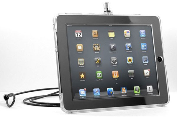 Anycast Solutions - Maclocks Security Case per iPad 2