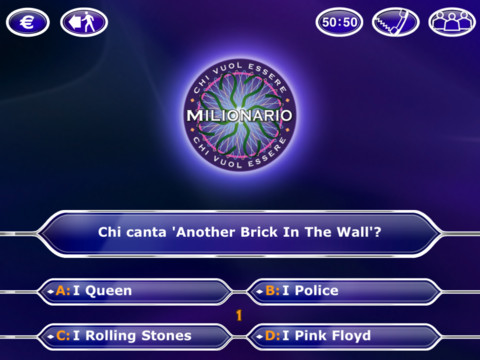 Chi Vuol Essere Milionario? 2011 HD