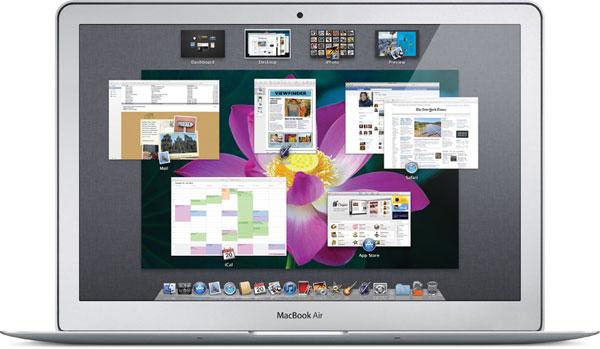 Mac OS X 10.5.7 Lion