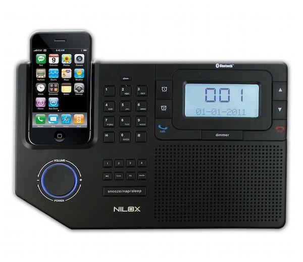 Nilox MasterPhone Station R4