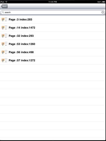 PDF Reader Pro iPad