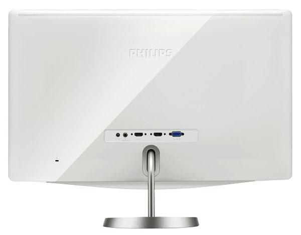 tv 24 pollici samsung bianco  Philips un nuovo monitor Moda bianco da 24 pollici -
