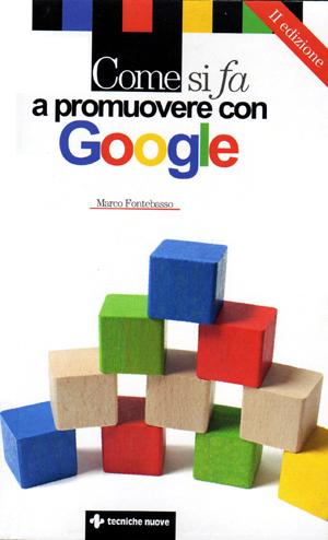 Copertina Come promuovere con Google
