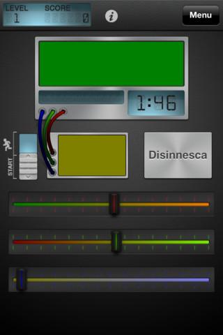 RGB Bomb per iPhone e iPad