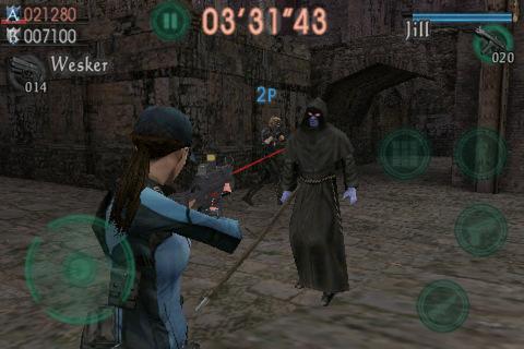 Resident Evil Mercenaries VS