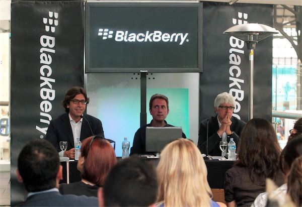BlackBerry On The Road - Beppe Severgnini