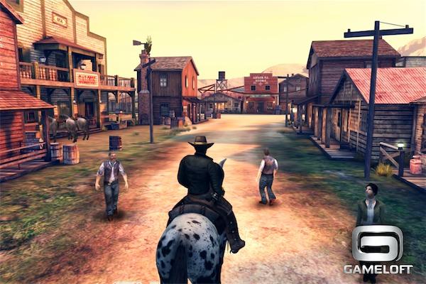 Gameloft Six-Guns