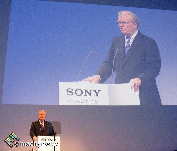 Howard Stringer - Ceo Sony IFA 2010